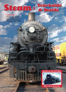 Steam: Trackside & Inside DVD
