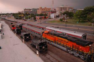Rock Island Train Festival