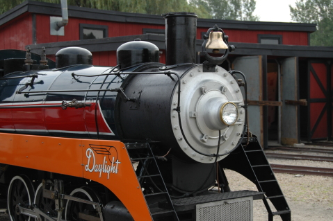 Trip Report – The Whiskey River Railway